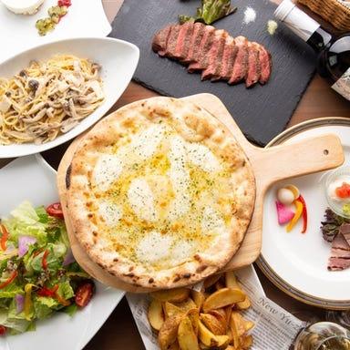 石窯ピザのイタリアン Pizza Cozou 横浜関内 こだわりの画像