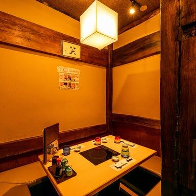 九州郷土料理&本格和食 おいどん 渋谷店 店内の画像