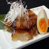 六白黒豚の西京味噌漬け焼き