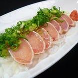 薩摩ハーブ鶏 胸肉 タタキ