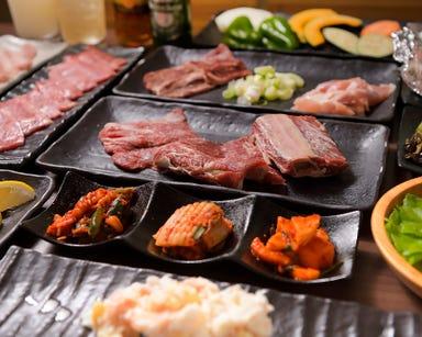 黒毛和牛焼肉×秘伝のタレ ソウルカルビ 岡崎本店 コースの画像