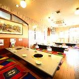 完全個室 ◆最大30名様までOK!ゆったりお座敷席!