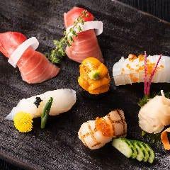 板長お任せ創彩寿司