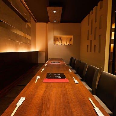鉄板焼 ぼんの 桜木町店 ≪徳島県産食材使用≫ 店内の画像