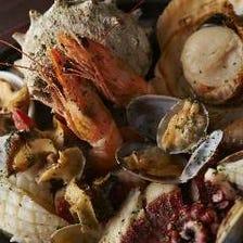 《その2》徳島から直送される瀬戸内海の新鮮な鮮魚