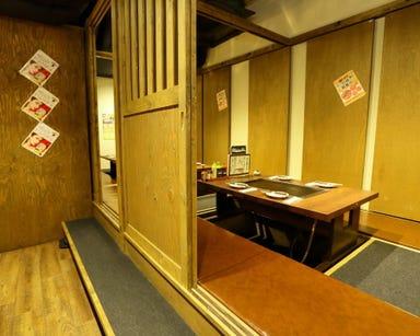 花たぬき 山科駅前店 店内の画像