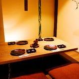【少人数個室】居酒屋デートにおすすめのカップル個室もあります