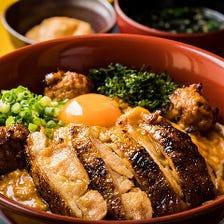 名古屋コーチンを味わう贅沢ランチ
