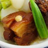 お箸で切れちゃうホロホロの豚の角煮