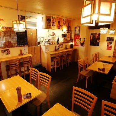 肉なべ×肉居酒屋 楽吉  店内の画像