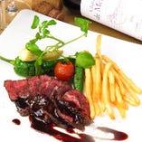 牛肉のハラミグリル
