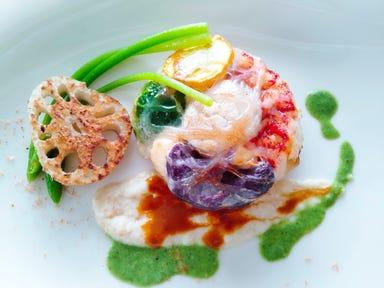 フレンチレストラン オ・ラ・ラ  コースの画像
