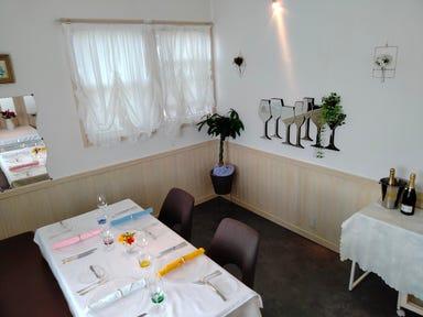 フレンチレストラン オ・ラ・ラ  店内の画像