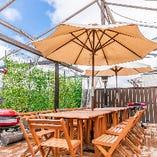 お好きな食材・お飲み物をお持ち込み頂き、最高の景色の中でBBQパーティをお楽しみ下さい!