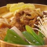宮崎地鶏のすき焼き