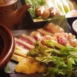 宮崎地鶏を知り尽くした安東の料理は、 美味しいものを知る大人の宴会に似合う