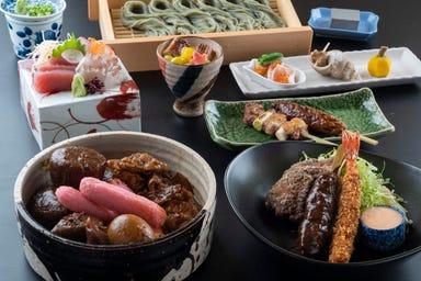 本格串焼とへぎそば 濱匠 錦本店 コースの画像