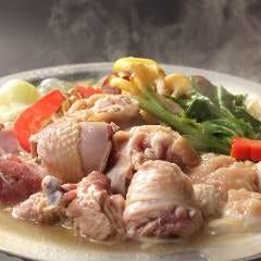 名古屋コーチンスープ鍋