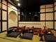 落ち着いた雰囲気を満喫できる個室席。【3F】