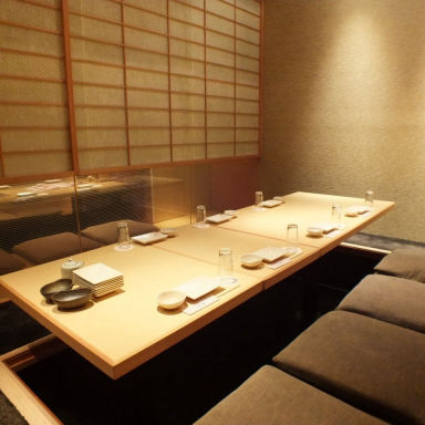 全席個室 ウメ子の家 日本橋八重洲店 店内の画像