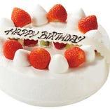 【誕生日・記念日】 大切な日の演出をお手伝い致します