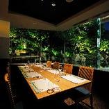 テーブル個室 雅・彩・響【2~8名様】顔合わせや大切な方とのご会食など特別な一席に
