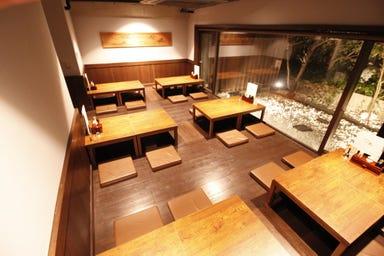 伝統自家製麺 い蔵 住吉店 店内の画像