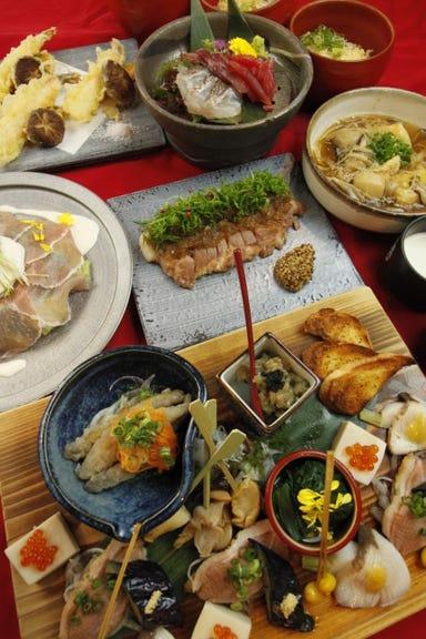 伝統自家製麺 い蔵 住吉店 コースの画像