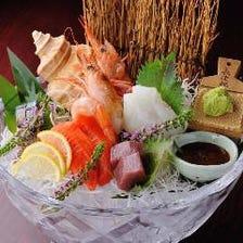 三陸海鮮・仙台味噌料理