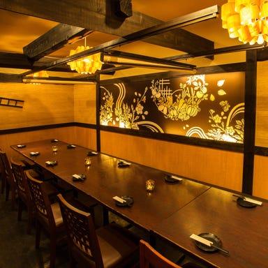 サムギョプサル食べ放題 韓流個室酒場 浜韓 ハマーカーン 千葉店 店内の画像
