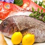 当店こだわり食材!産地直送鮮魚を使用しています。【東京都】