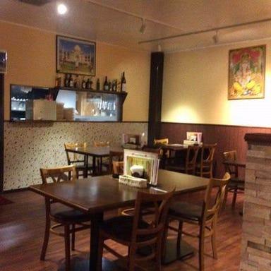 インド料理ガンジス川 静岡中島店  店内の画像