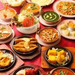 インド料理ガンジス川 静岡中島店