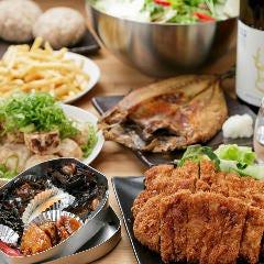 鶏だしおでんと干魚の店 ほし寅 淀屋橋店