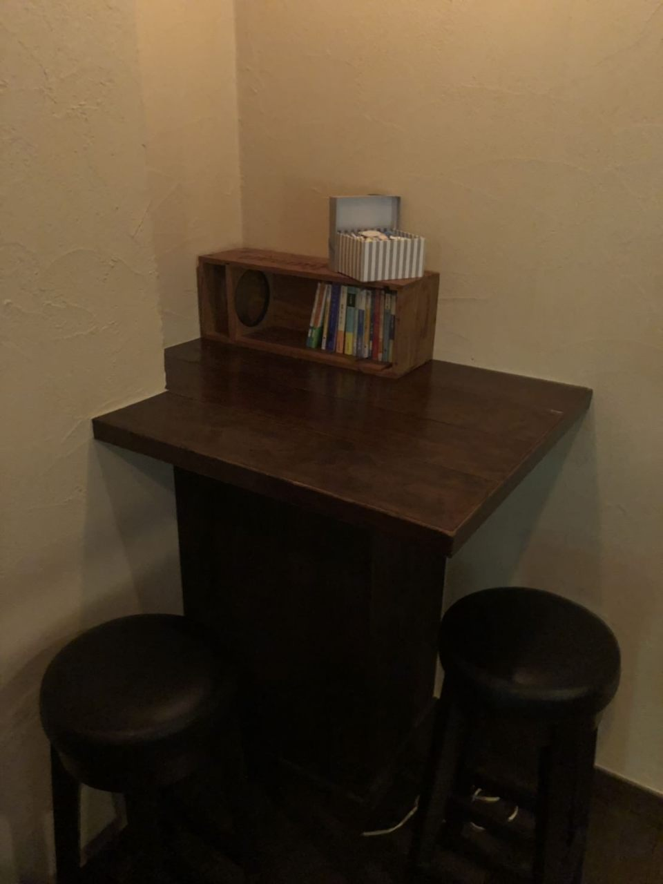 【席のみ予約できます】1〜2名様 テーブル席