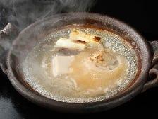 『ご宴会プラン』地鶏の水炊き小鍋の付いた料理5品と2時間飲み放題付き (奉仕料・消費税込み)