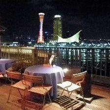 海沿い!「神戸の夜景」が心に響く