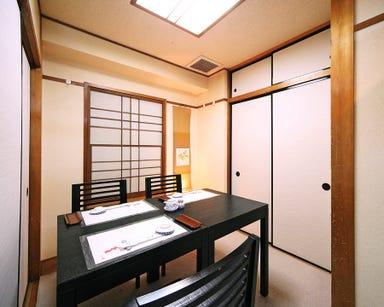 日本橋 舟寿し 店内の画像