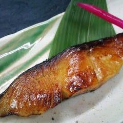 切り身魚 ー舟寿しに代々伝わる伝統の味ー