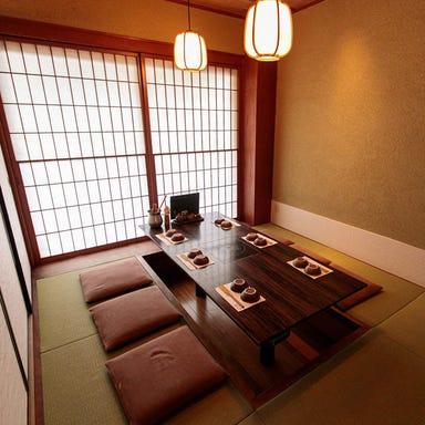 個室・しゃぶしゃぶ食べ放題 MA~なべや 蘇我店 店内の画像