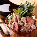 ピリ辛な味付けが宴会で大人気の「韓国ちゃんこ」