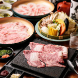【2H食べ放題】上牛肉か国産豚を選択「溶岩プレート焼き・食べ放題プラン」(全3品)各種宴会・食事会