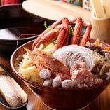 「和風ちゃんこ」は、オーソドックスなちゃんこを味わいたい方にお薦めです!