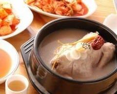 ~高麗漢方参鶏湯 ~