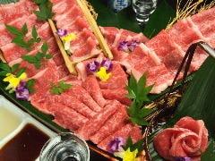 焼肉 しゃぶしゃぶ 食べ放題 はや 阿倍野アポロ店 コースの画像