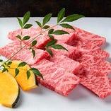 国産牛ロースは『国産牛焼肉』コースで食べ放題★