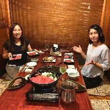 健康焼肉フルコース+焼肉食べ放題