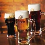 【京都随一】生ビールに自信あり!! 専門店のこだわりです。