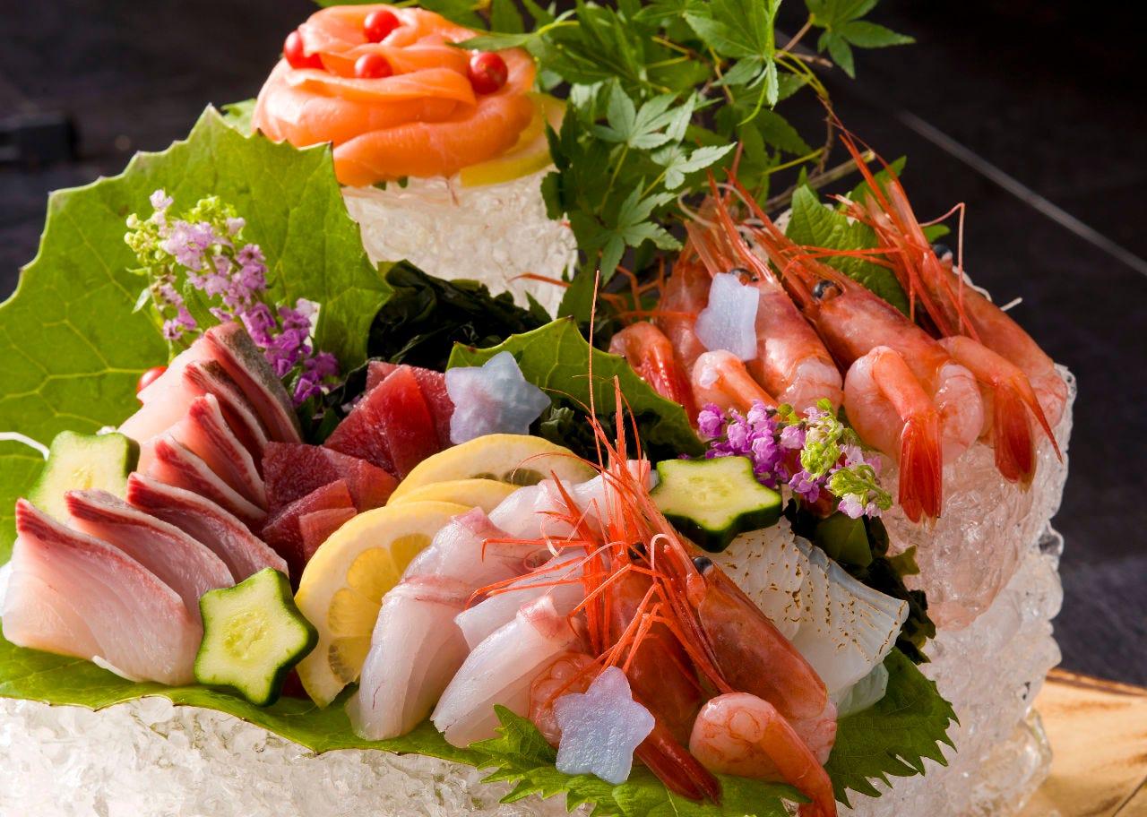 【鮮度抜群】越前港直送・夕方〆鮮魚