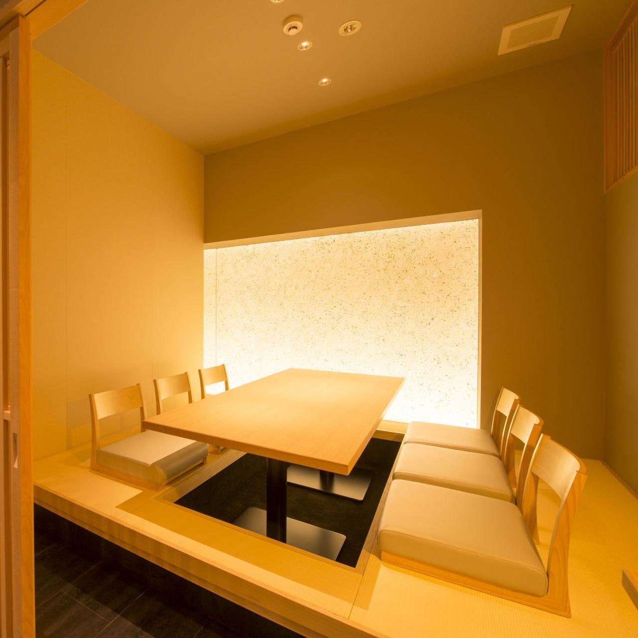 【全室個室】接待・会食などに最適